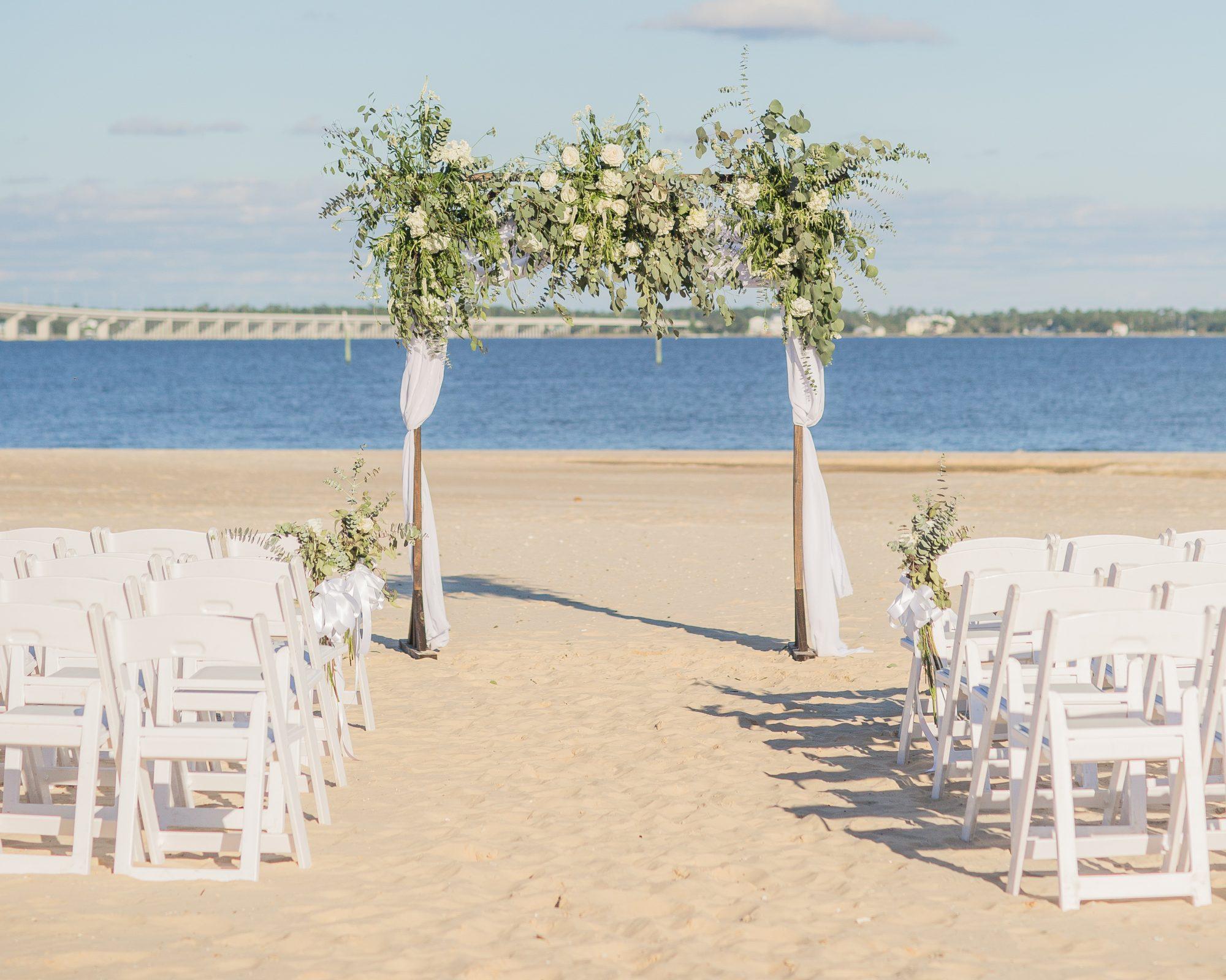 The Beach Wedding Venue